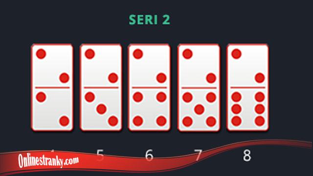 Isi Nilai Setiap Kartu Domino
